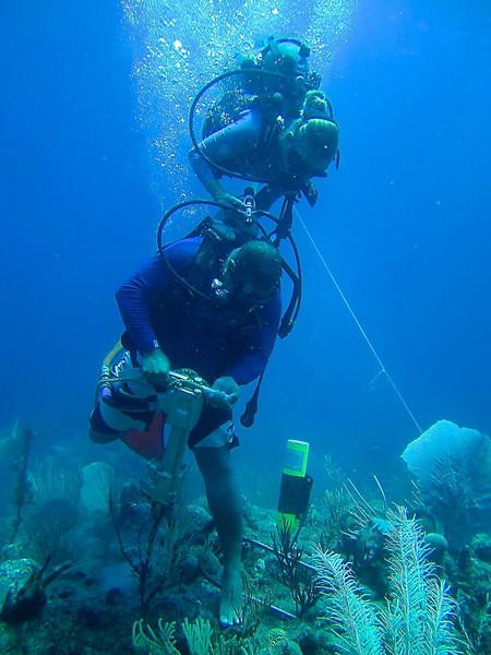 2014 Bonaire-Saba Ranger Exchange