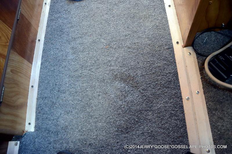 R V New Carpet