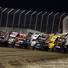 FOUR WIDE TO THE FANS