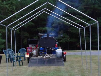 2015 Sep Rip Smoker Fireman's picnic