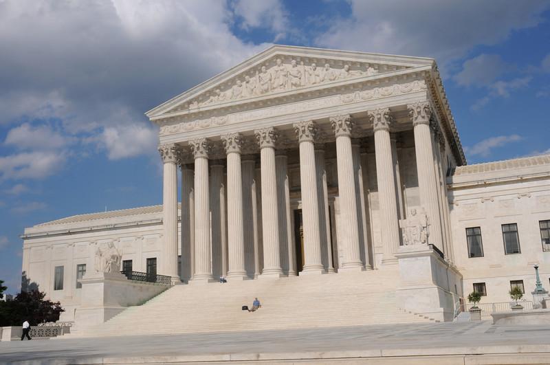 080527078e - Supreme Court Building, Washington, DC. Photo by Evan Cantwell.