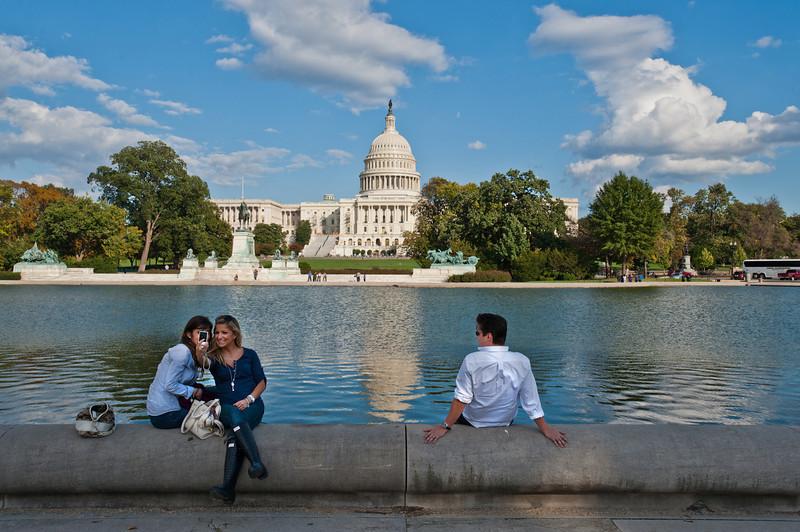 U.S. Capitol Building, Capitol Hill, Washington DC. Photo by Alexis Glenn/Creative Services/George Mason University