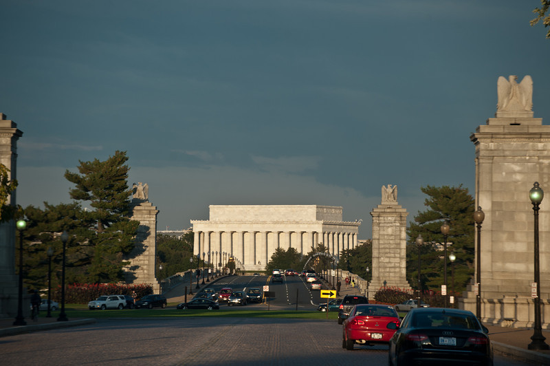 Lincoln Memorial, Washington DC. Photo by Alexis Glenn/Creative Services/George Mason University
