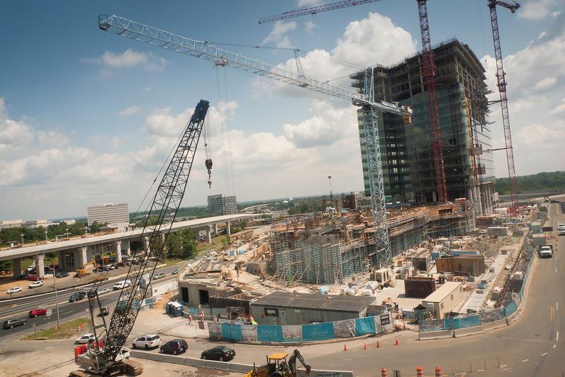 Tysons Corner Construction