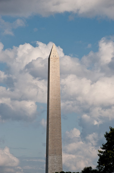 Washington Monument, Washington DC. Photo by Alexis Glenn/Creative Services/George Mason University