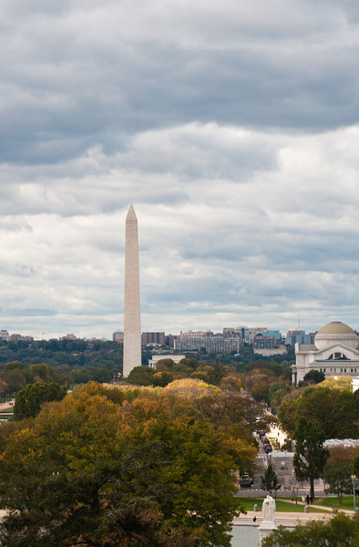 Washington Monument. Photo by Alexis Glenn/Creative Services/George Mason University