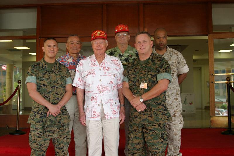 061208 Pearl Harbor Survivor 016