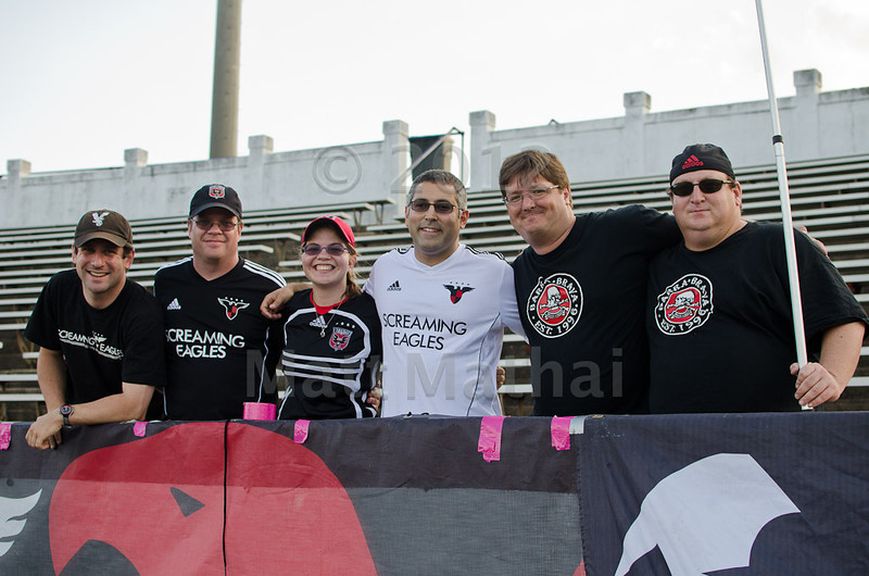 DC United vs Richmond Kickers, USOC, 5/29/2012