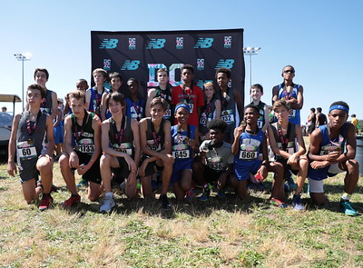 DCXC Invite - Middle School Boys Top Finishers