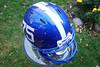 1 November 2011 Joey Footbll Helmet 008