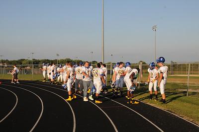 19 August 2011 DDHS VarsityFootball versus Whitewater