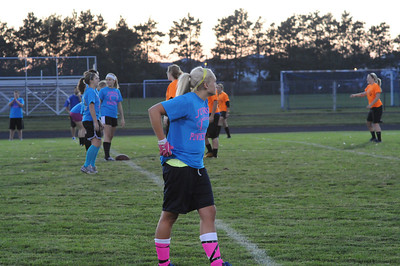 19 September 2011 DDHS Powder Puff Football
