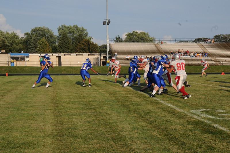 2 September 2010  DDHS JV Football vs  Big Foot 019