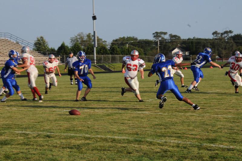 2 September 2010  DDHS JV Football vs  Big Foot 014