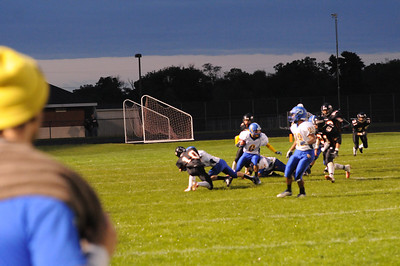 21 September 2012 DDHS Football Burlington