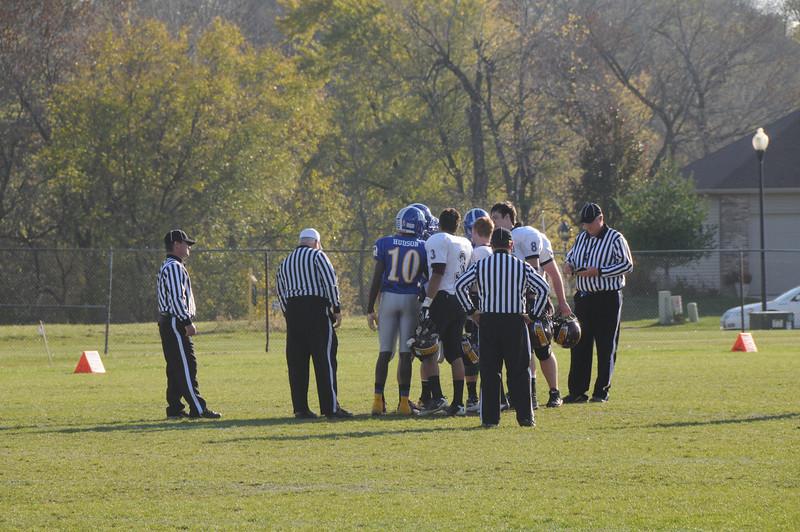 22 October 2011 DDHS Varsity Football Playoffs vs Jefferson 001