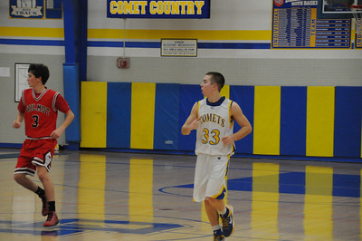 5 February 2013 JV DDHS Basketball
