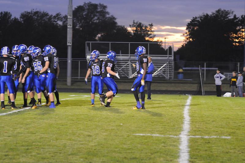 23 September 2011 DDHS Varsity Football versus Burlington 007