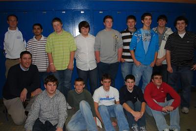 12 November 2009 Freshmen Football Award Night