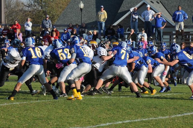 22 October 2011 DDHS Varsity Football Playoffs vs Jefferson 089