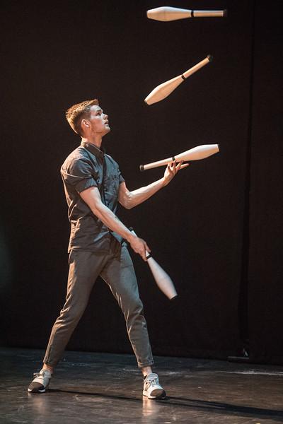 Anders - jonglering en kunstform i sig selv