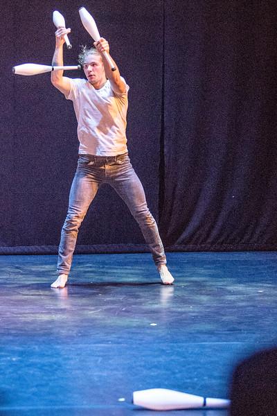 David - nye veje at jonglere på