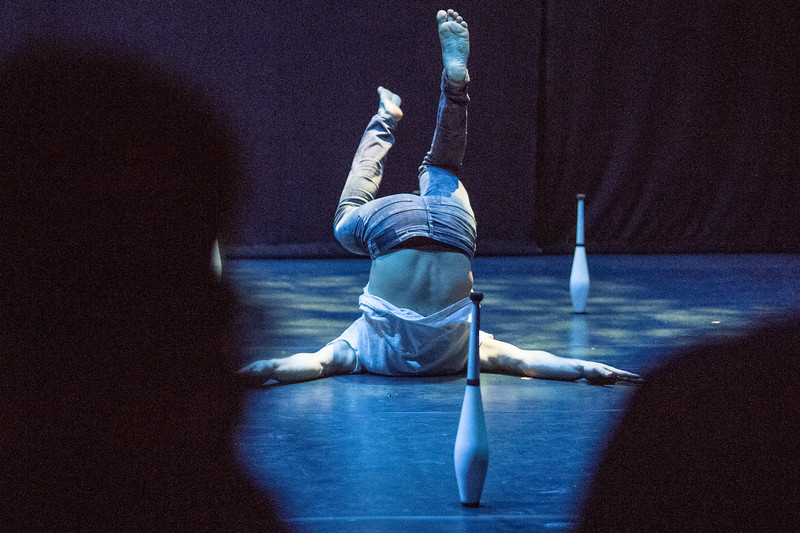 David Ulrich - den æstetiske jonglør
