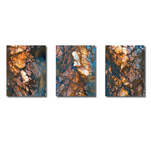 Steinstrukturen  | Triptychon Mallorca I
