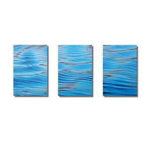 Stille Wasser | Triptychon Bodensee I