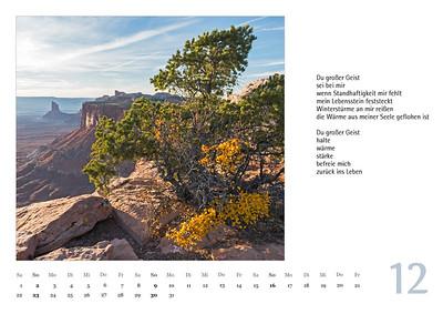 Foto-Lyrik Kalender 2018 Dezember