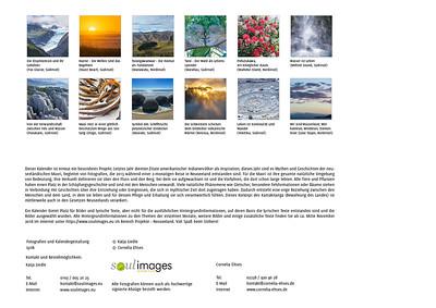 Foto-Lyrik-Kalender 2019 Übersicht