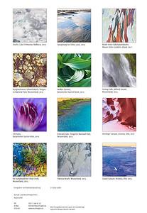 Fotokalender 2018 Übersicht