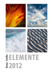 "Foto-Kalender 2012 ""Elemente"""
