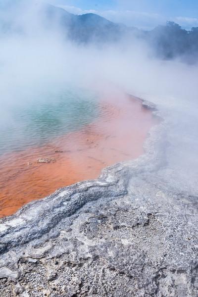Artist's Palette, Geothermalgebiet Wai-O-Tapu