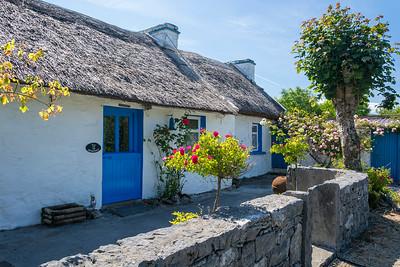 Rosenberanktes Cottage, Co. Clare