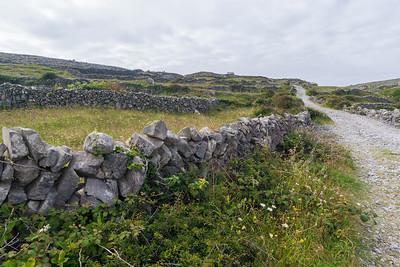Beim Black Fort, Inismore
