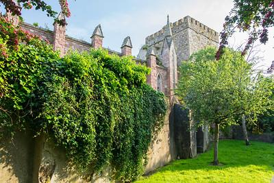 Selskar Abbey in Wexford