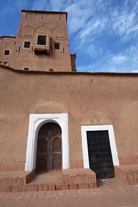 Marokko 2004 Hoher Atlas, Ourzazate, Kasbah