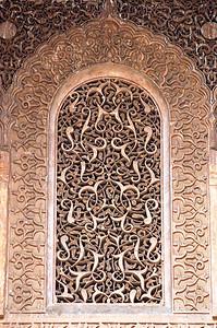 Marokko 2004, Marrakesch, Saadier-Gräber