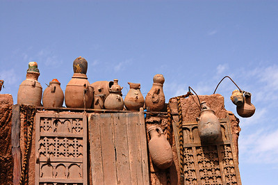 Marokko 2004, Hoher Atlas, Ait Benhaddou