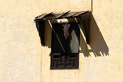 Marokko 2004, Meknès, Place Lalla Aouda, Rand der Souks