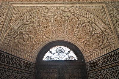Marokko 2004 Hoher Atlas, Kasbah Telouet