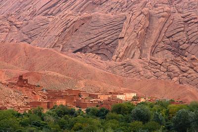 Marokko 2004 Hoher Atlas, Gorge du Dades