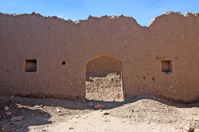 Marokko 2004, Meski, Kasbah