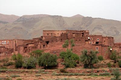 Marokko 2004, Hoher Atlas, Telouet