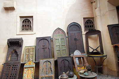 Marokko 2004, Marrakesch, Sukhs
