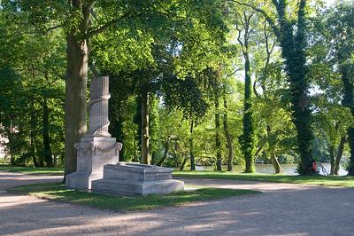 Grab des Großherzogs Adolf Friedrich VI.