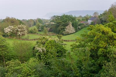 Das Tal von Glencloy, Co. Antrim