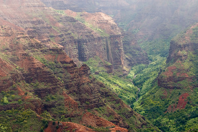 Waimea Canyon, Grand Canyon of the Pacific