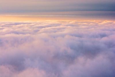 Himmel über Irland